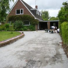 Hatton Tarmac Driveway Work