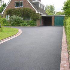 Hatton Tarmac Driveway Complete
