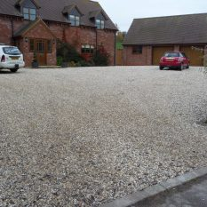 Gravel Driveways - Long Itchington