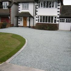 Gravel Driveways - Welsh Green